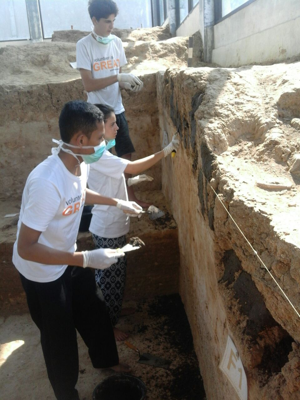 volunteer project: Sangiran Early Man Site Camp photo 2