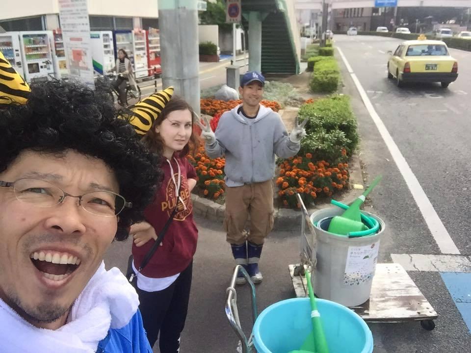 volunteer project: Aibahama (Tokushima) photo 3