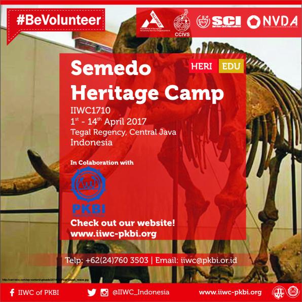 volunteer project: SEMEDO HERITAGE CAMP photo 1