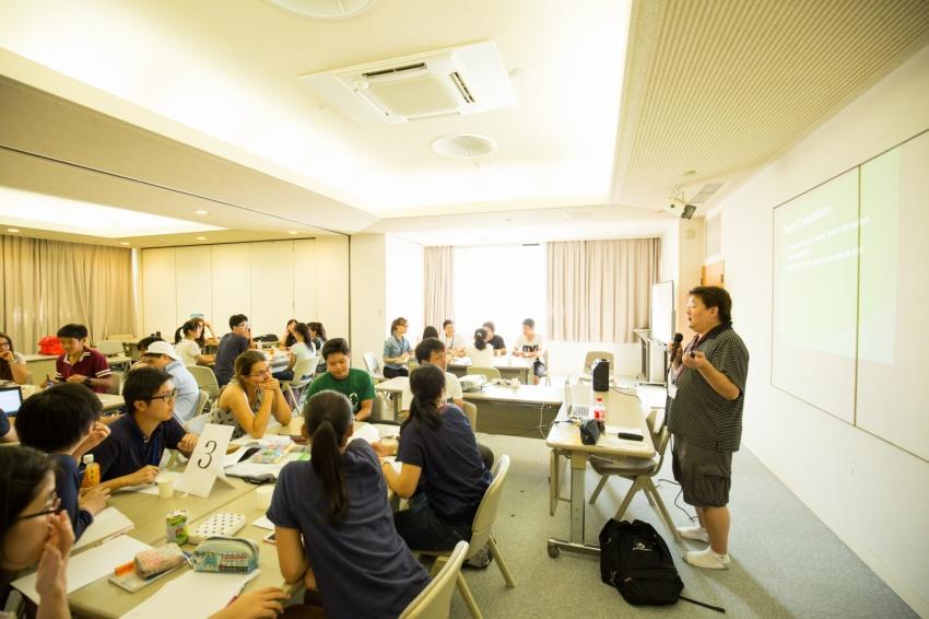 volunteer project: Ijima (Nagano) photo 2