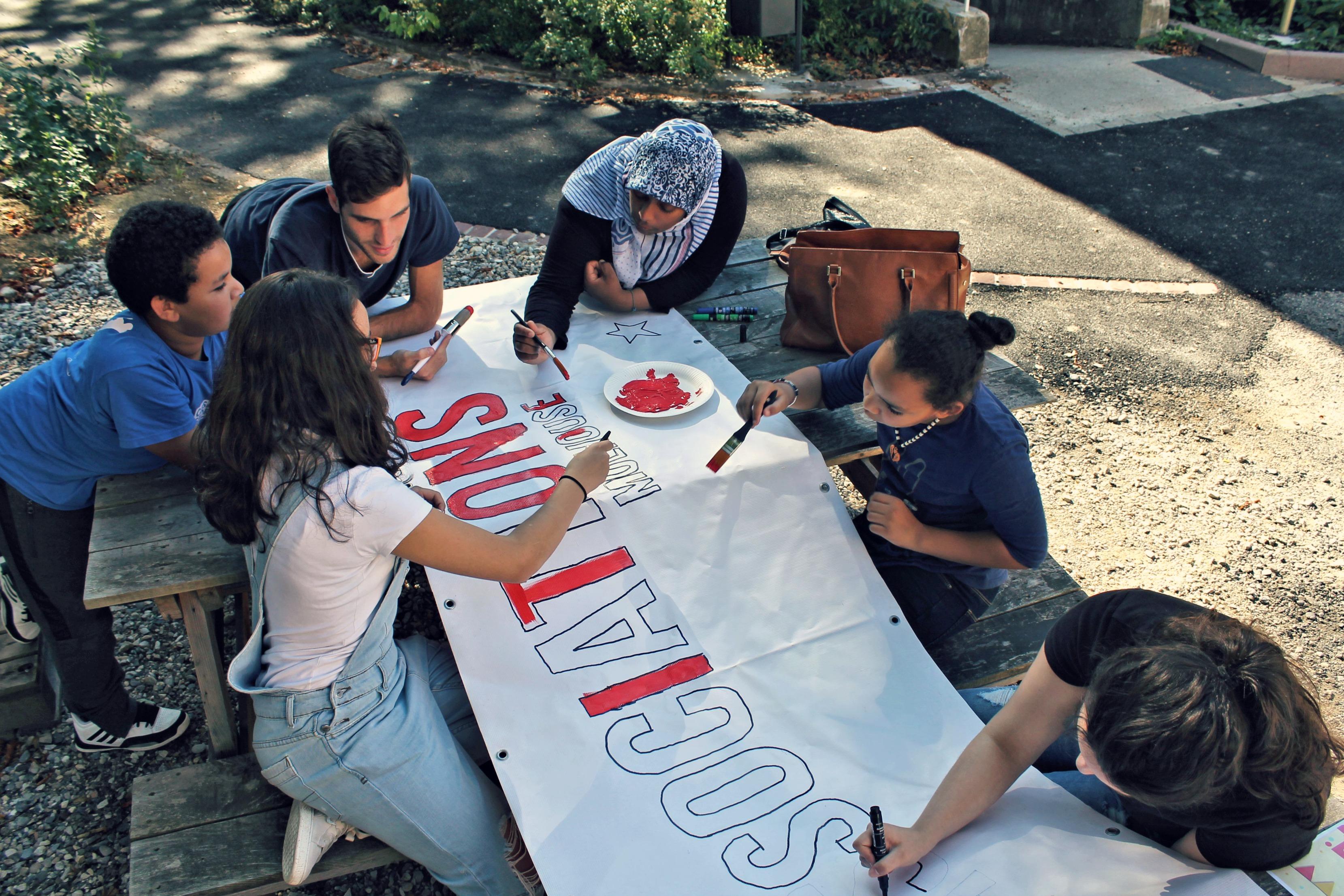 volunteer project: SVE - Office Mulhousien de la Jeunesse photo 2
