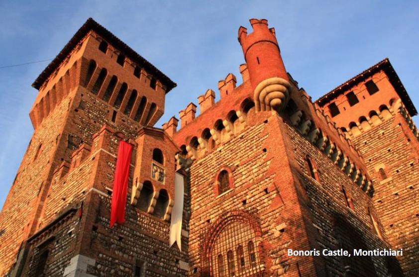 volunteer project: Parco Più and Bonoris Castle photo 1