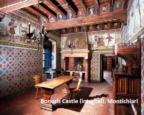 volunteer project: Parco Più and Bonoris Castle photo 2