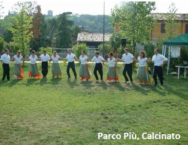 volunteer project: Parco Più and Bonoris Castle photo 3