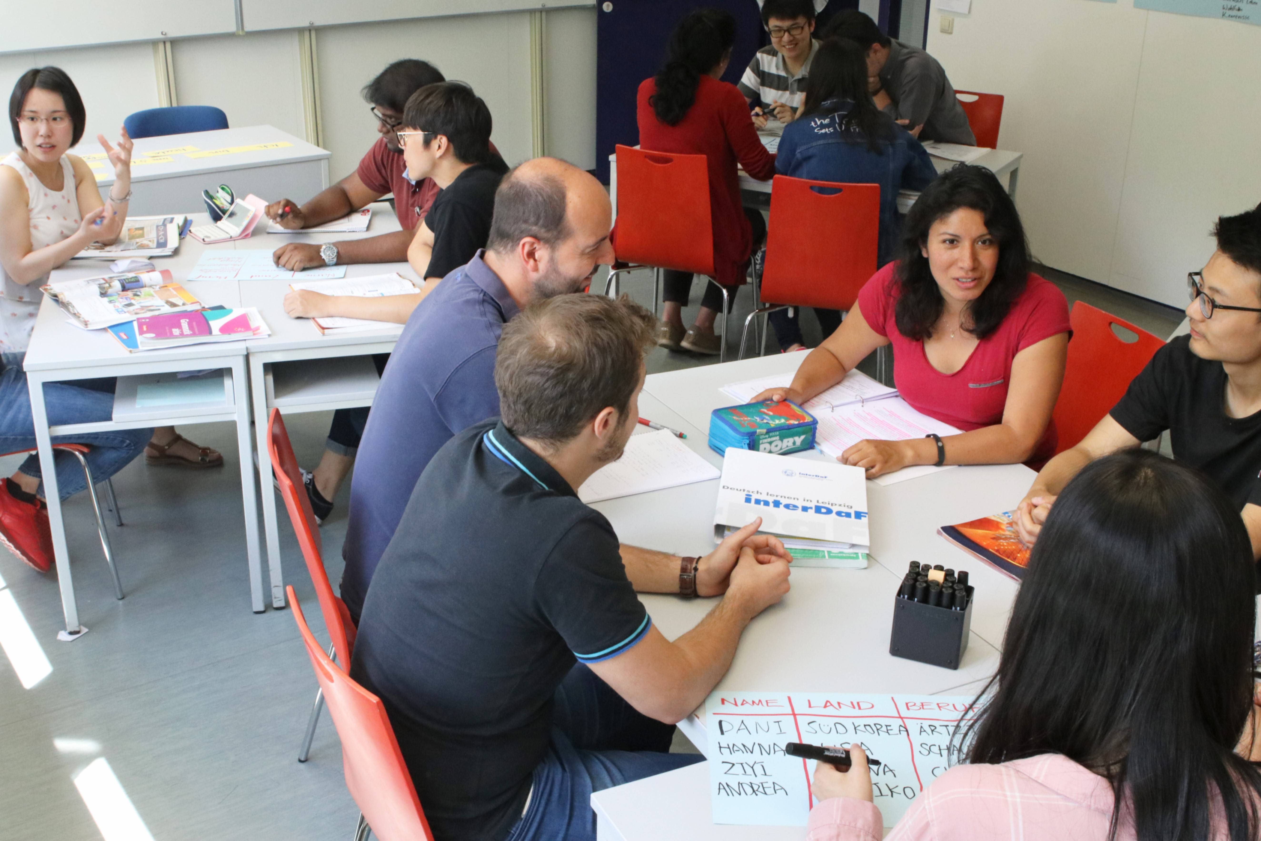 volunteer project: Intensive Language Course photo 2