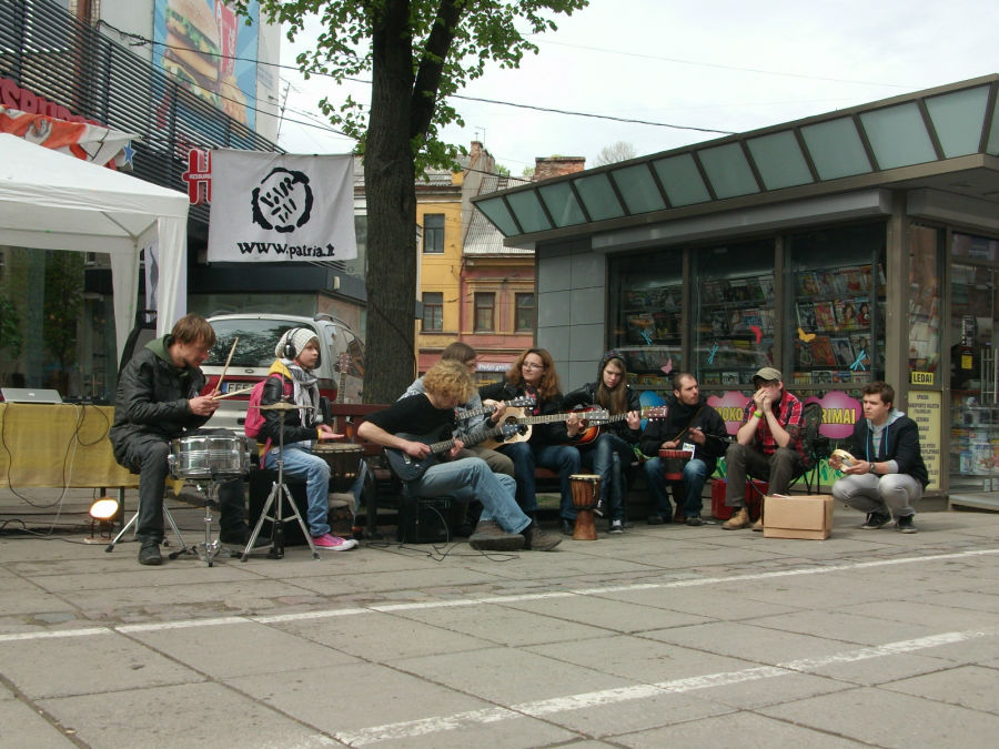 volunteer project: Come in Lithuania with the Arche Community ! (EVS/ESC) photo 3