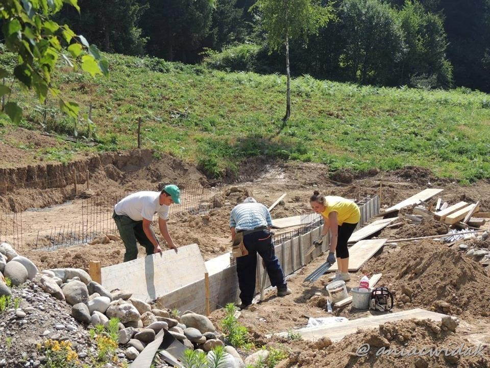 volunteer project: International youth working camp photo 23