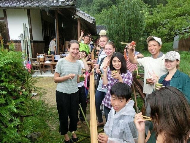 volunteer project: MINE Village life and Mishima island camp /YAMAGUCHI photo 1