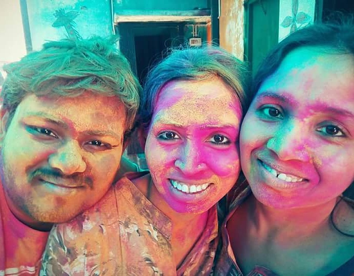 volunteer project: Holi Festival Camp photo 1