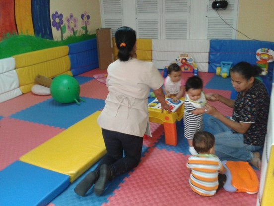 volunteer project: Centro Integral Infantil Manos Amigas photo 1