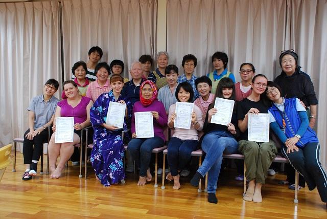 volunteer project: Children support & Senior care/TOCHIGI photo 1