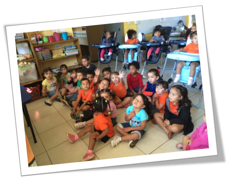 volunteer project: CECUDI Manitas y Sonrisas (Child Care) photo 1