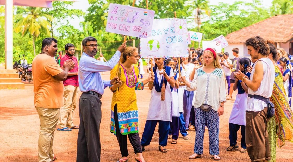 volunteer project: Environmental Education photo 1