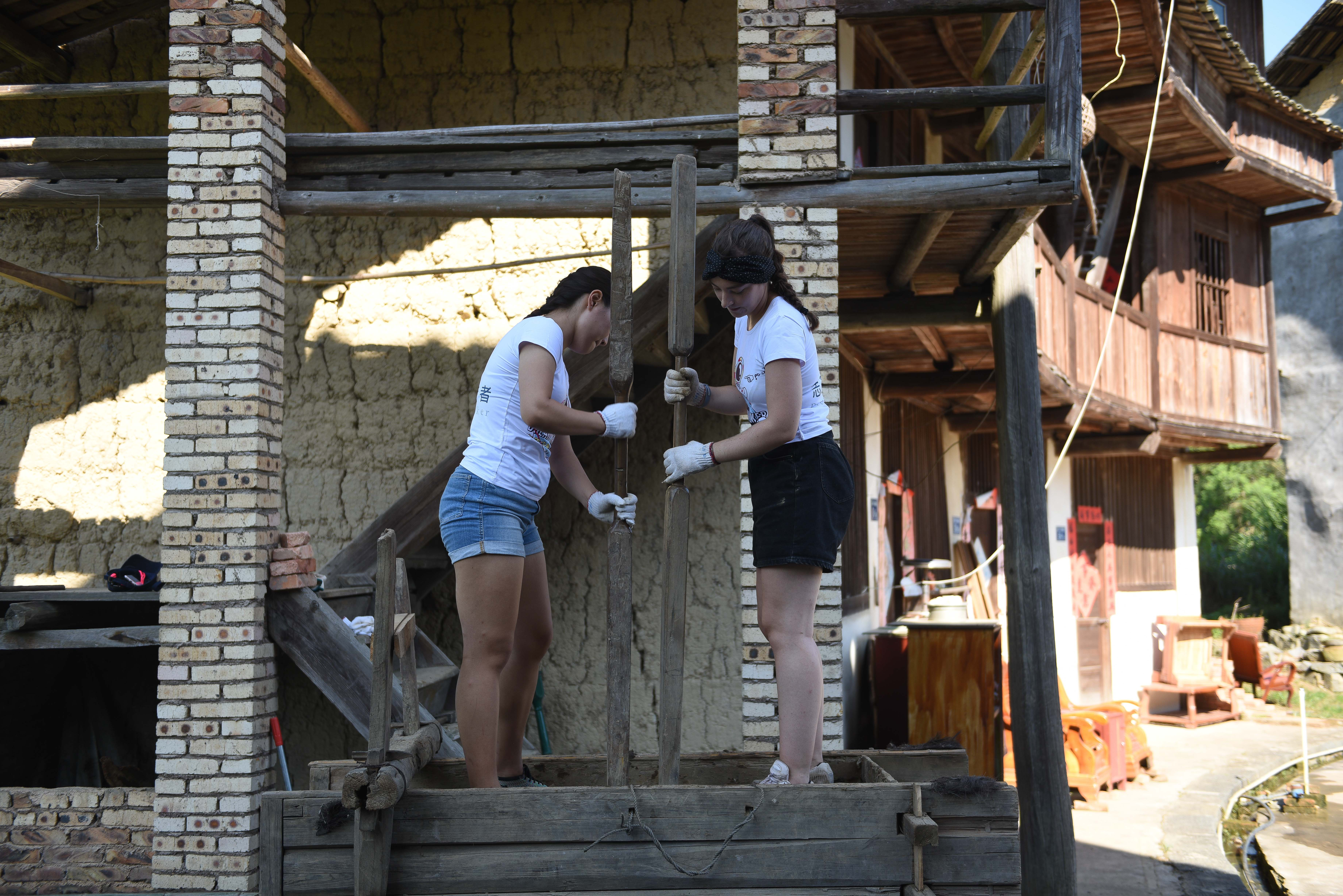 volunteer project: Fujian Tulou - World Heritage Preservation and Revitalization photo 2