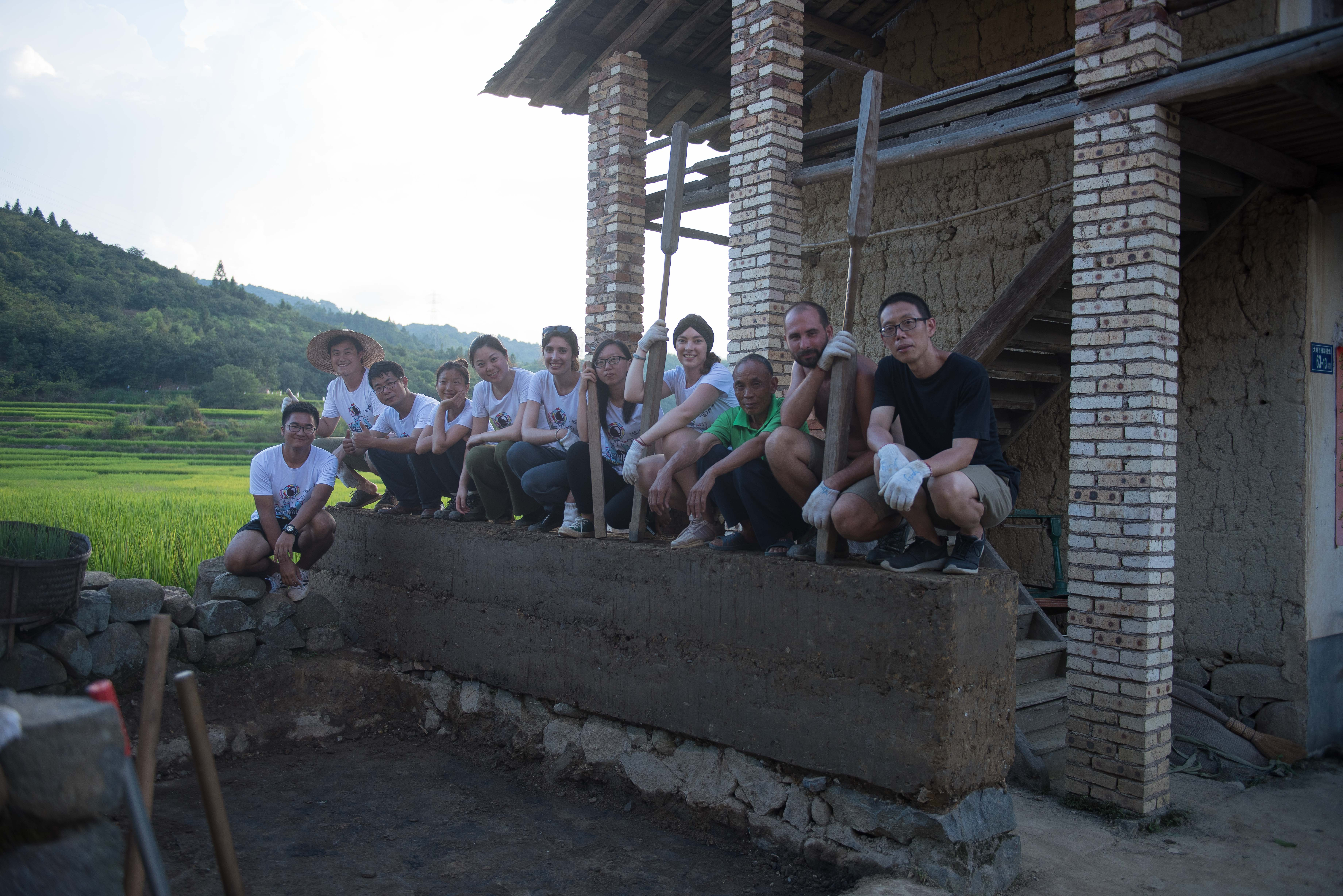 volunteer project: Fujian Tulou - World Heritage Preservation and Revitalization photo 3