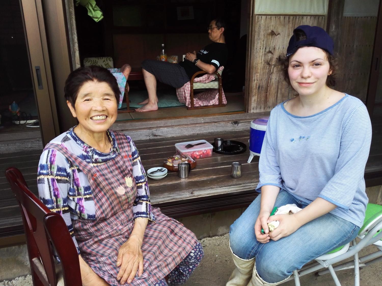 volunteer project: Shiba (Miyazaki) photo 1