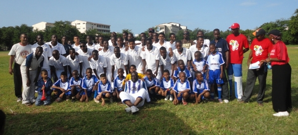 volunteer project: Bright Star Junior Academy photo 2