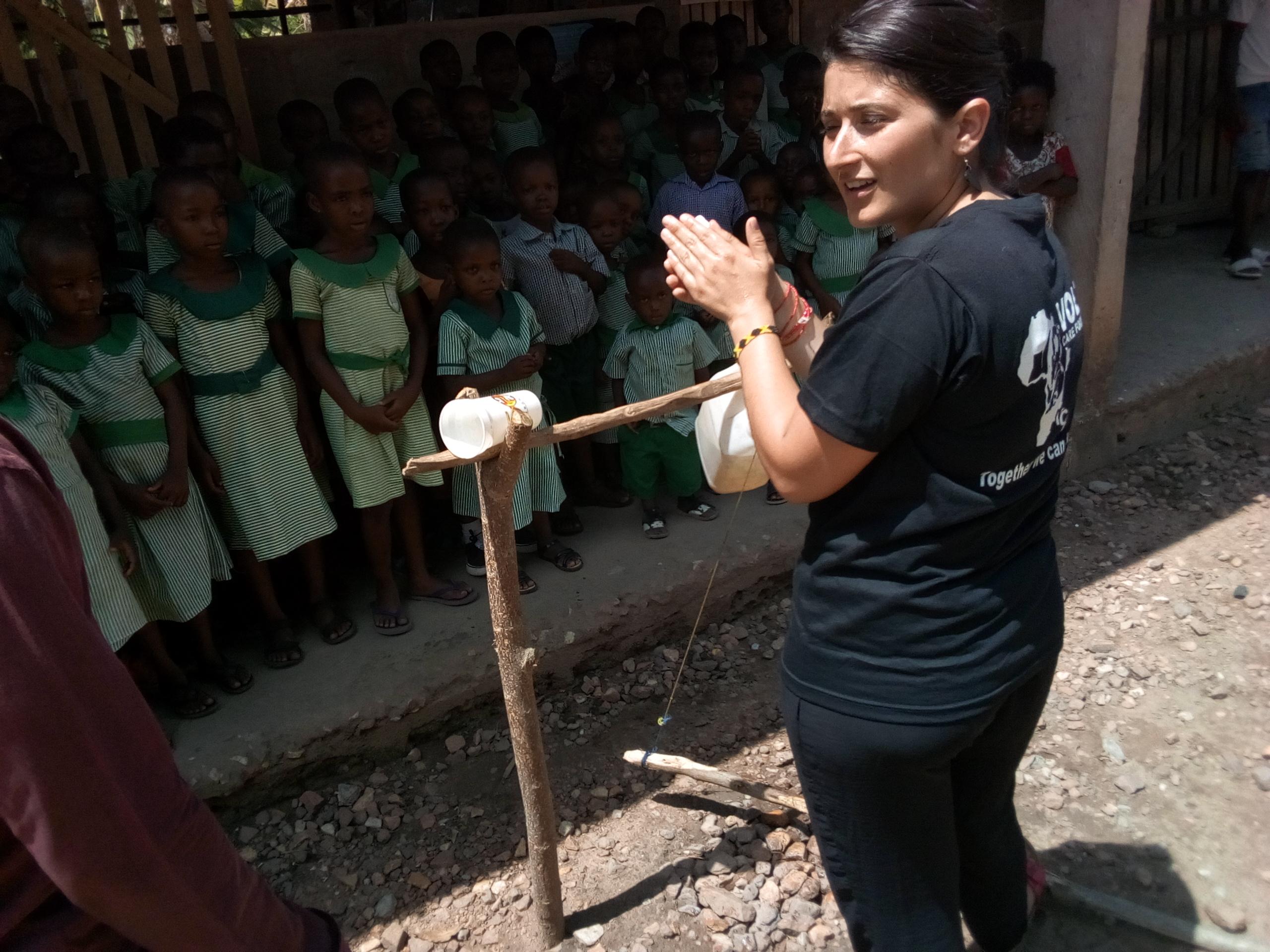 volunteer project: PROJET DE SOLIDARITE INTERNATIONALE photo 5