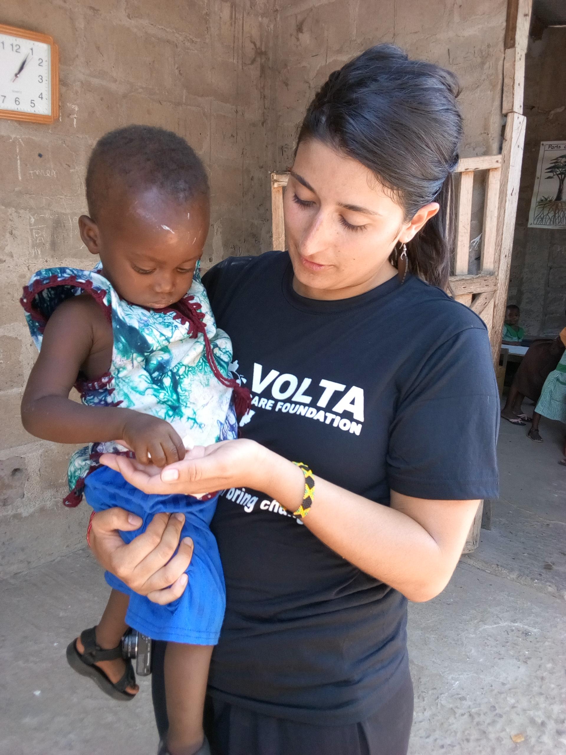 volunteer project: PROJET DE SOLIDARITE INTERNATIONALE photo 7