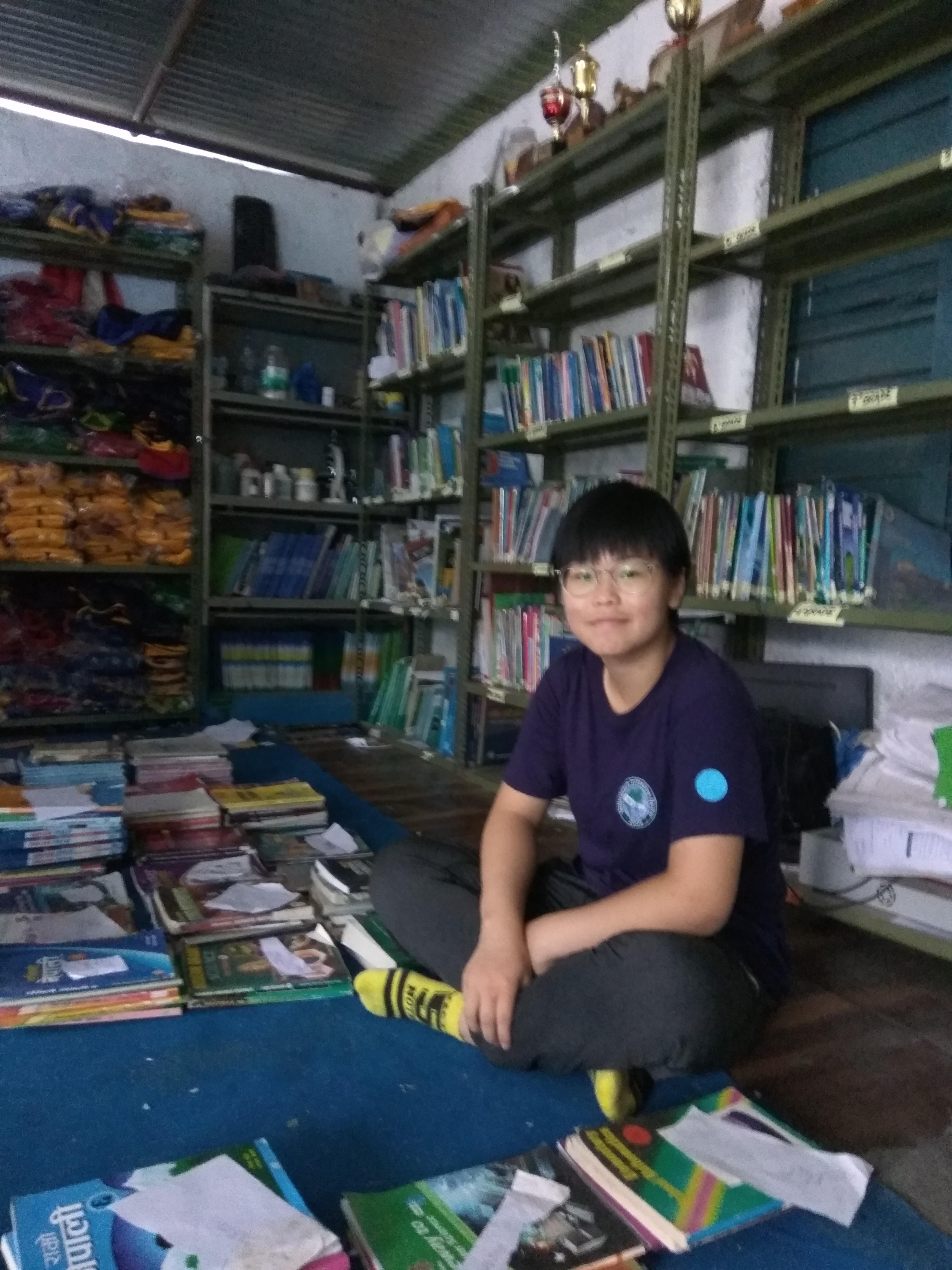 volunteer project: Library Camp- (EDU, SOCI, KIDS, MANU) photo 1