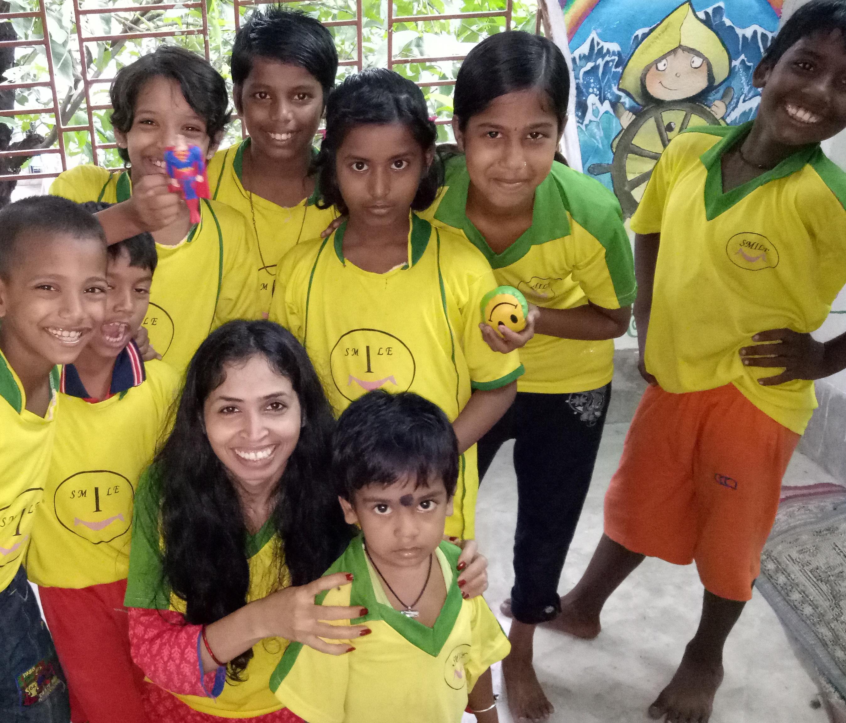 volunteer project: Street Children Teaching photo 1