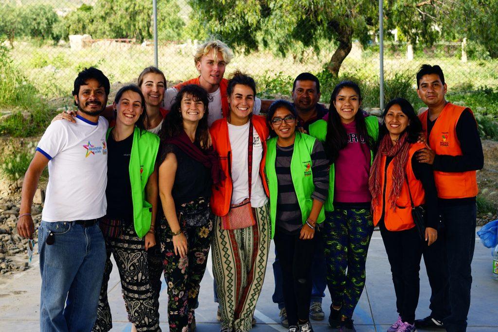 volunteer project: Participer à l'éducation et à l'animation photo 2