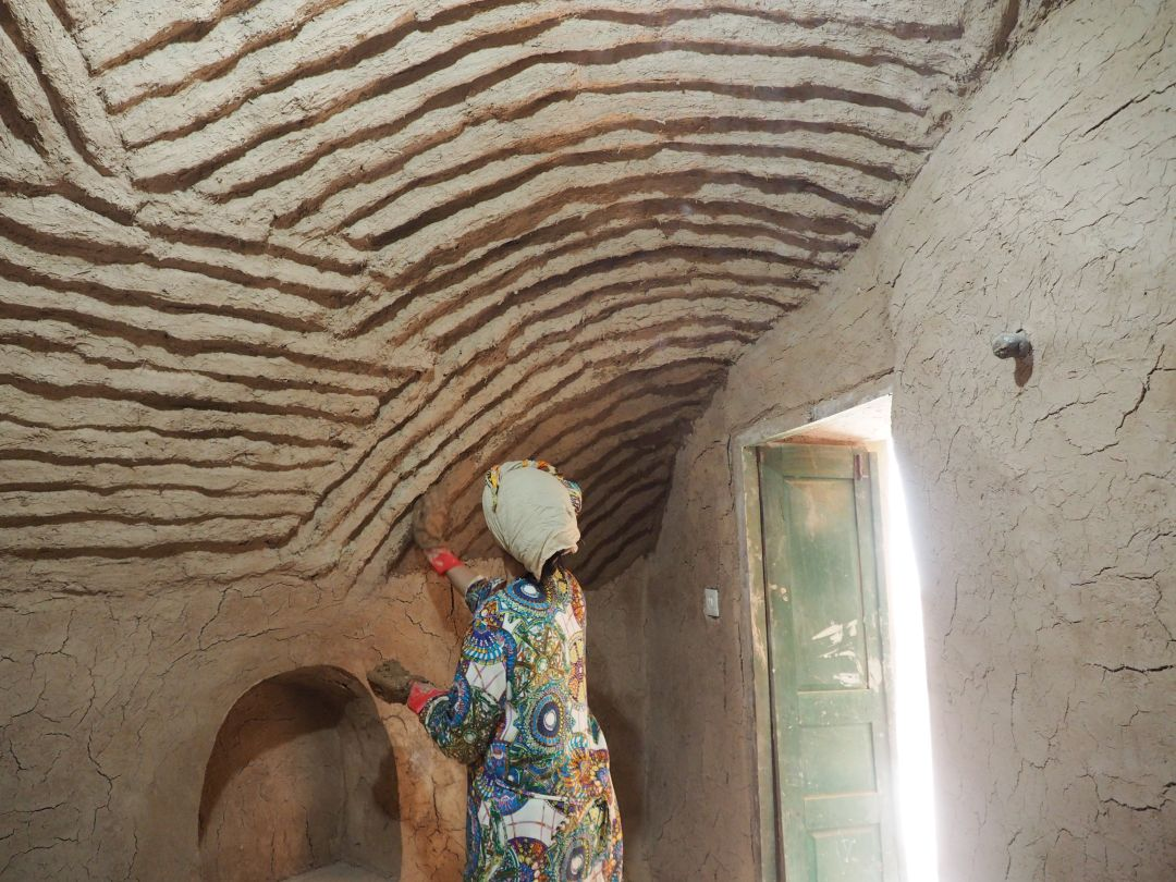 volunteer project: Rehabilitation of the rural cultural landscape of Iraaj village photo 3