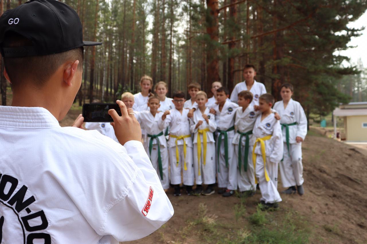 volunteer project: English, martial arts and unique Buryat culture photo 7