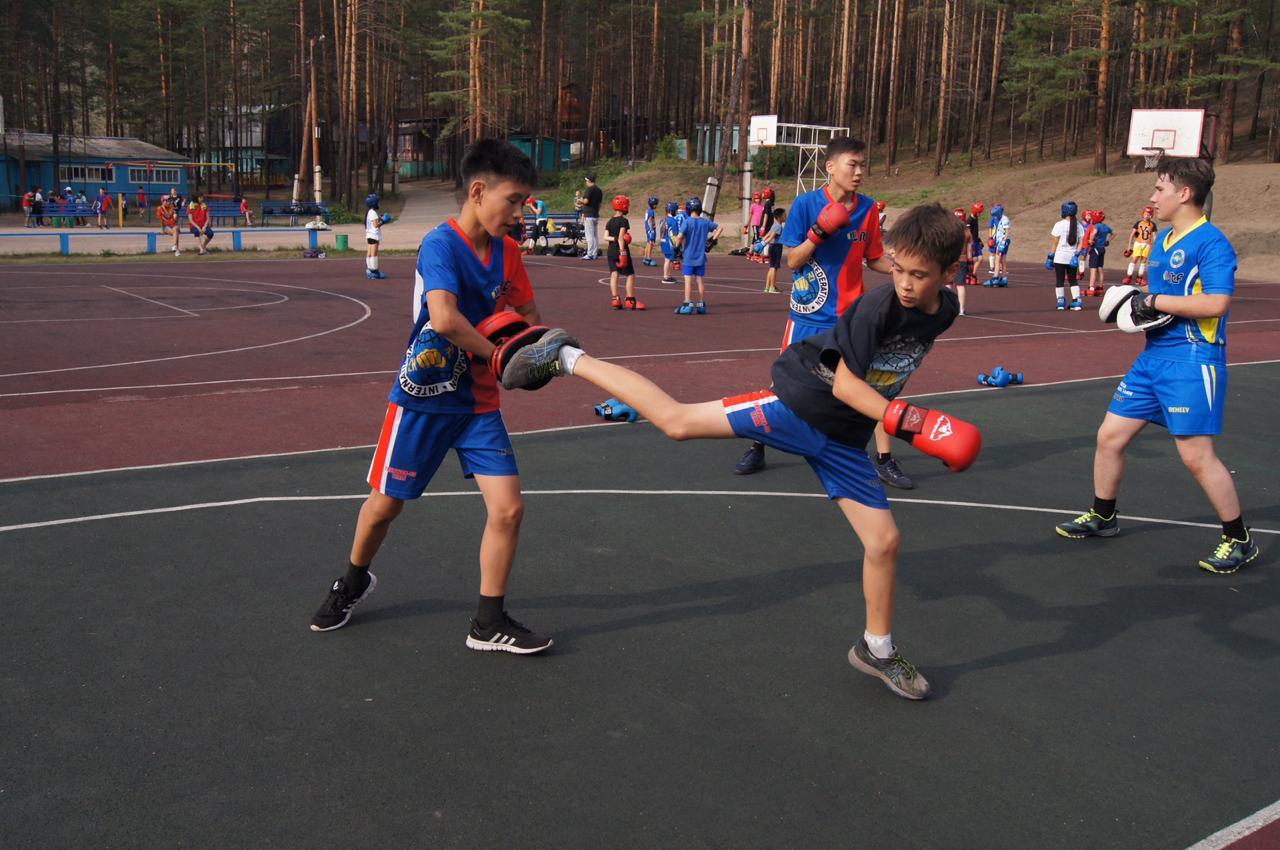 volunteer project: English, martial arts and unique Buryat culture photo 8