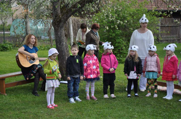 volunteer project: Võru Kindergarten Päkapikk - SVE photo 3