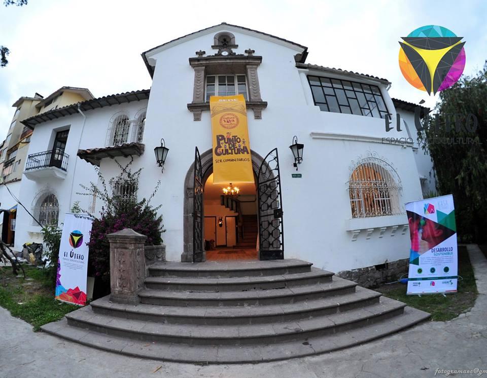 volunteer project: El Útero : centre des arts et de la culture à Quito photo 1