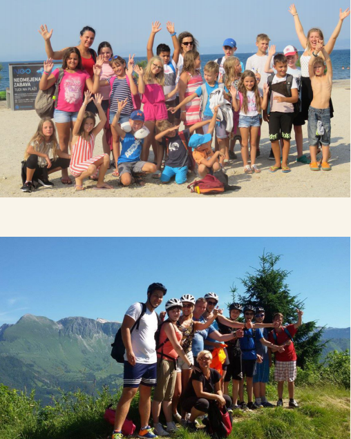 volunteer project: Daily Care Center for Children and Youth in Slovenia-Kids in Action5 photo 3