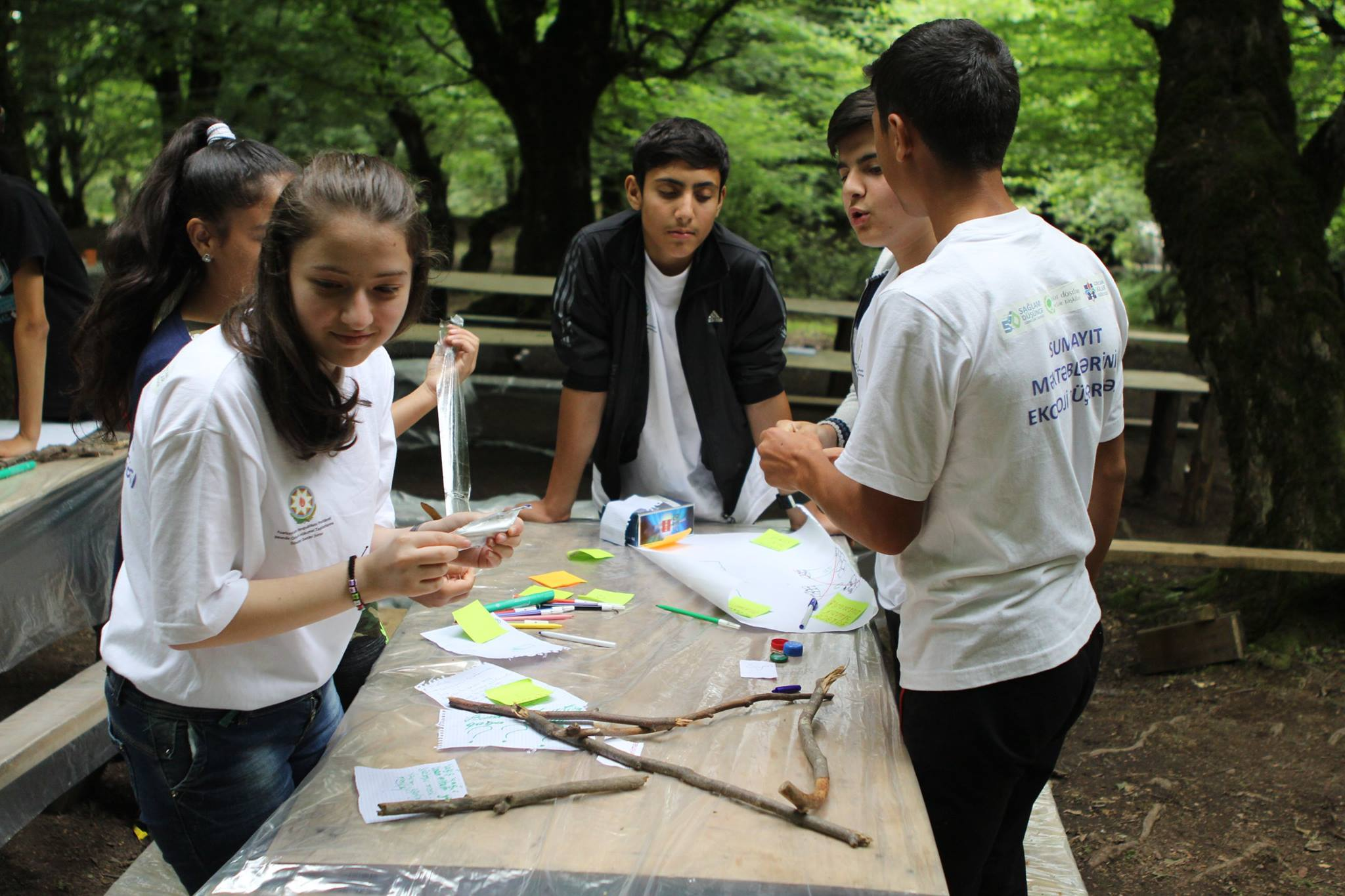 volunteer project: Ecology Camp photo 5