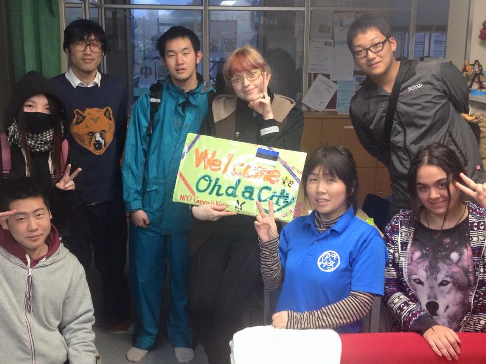 volunteer project: Oda-Yukimiru 19-09 (Shimane) photo 1