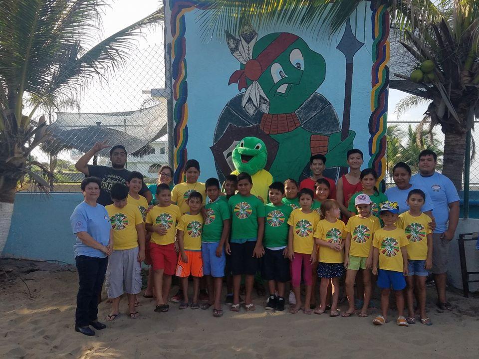 volunteer project: TURTLES CAMP photo 9