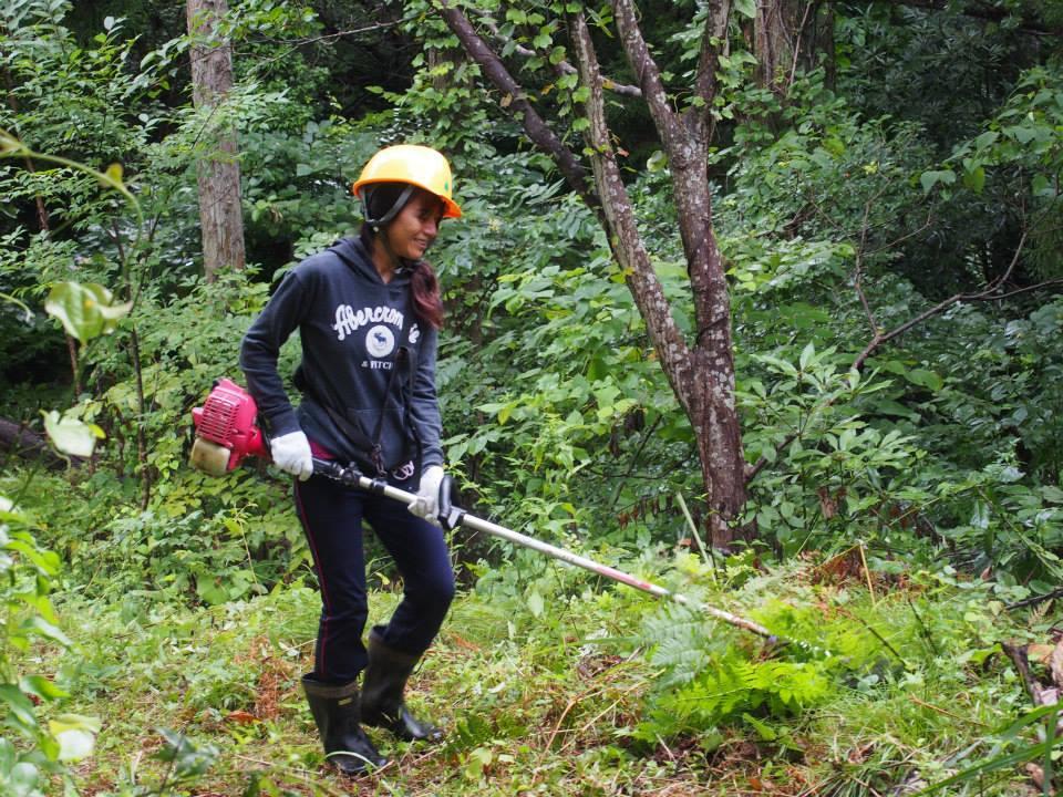 volunteer project: Ogi (Niigata) photo 2