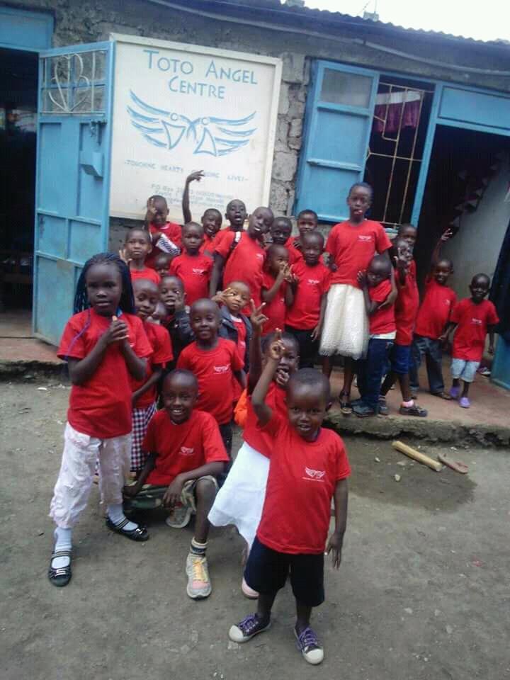 volunteer project: Toto Angel Center photo 1