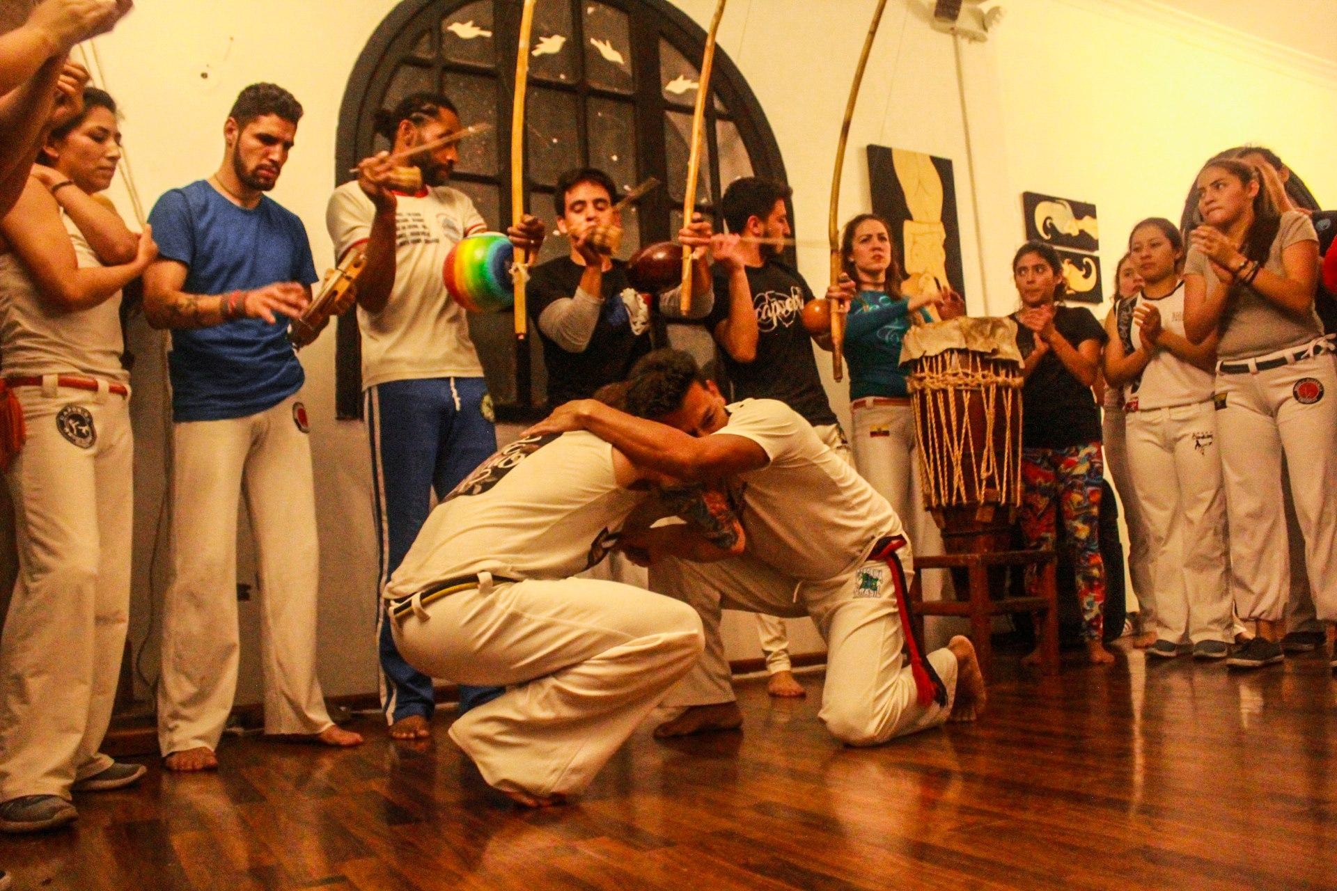 volunteer project: El Útero : centre des arts et de la culture à Quito photo 4