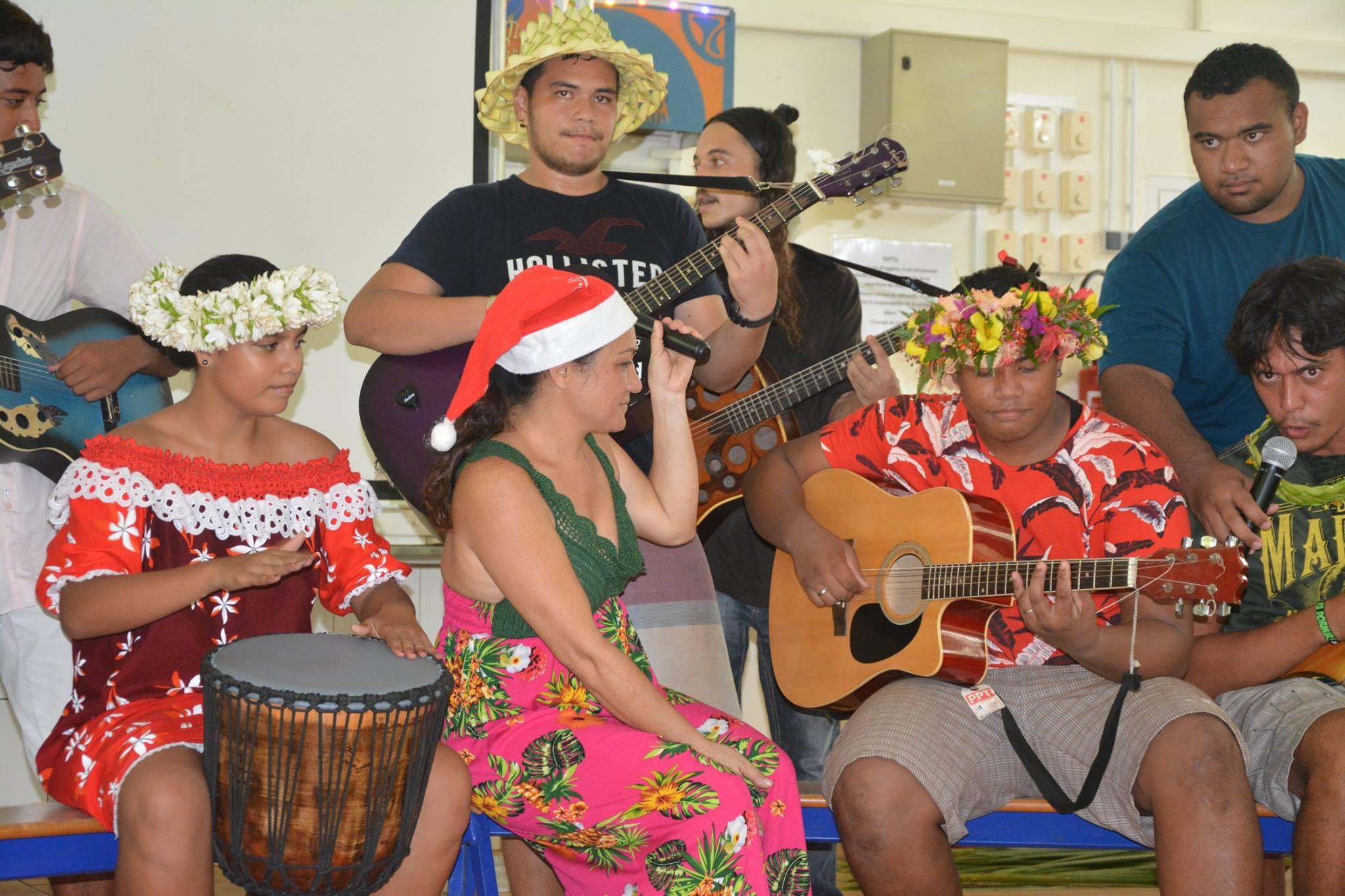volunteer project: Partageons nos cultures! Polynésie Française  photo 4