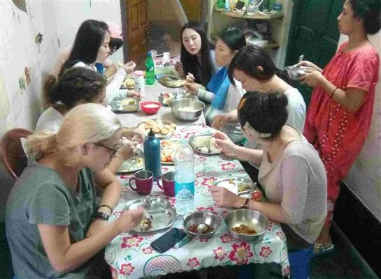 volunteer project: SMILE Volunteer Tourism camp photo 2