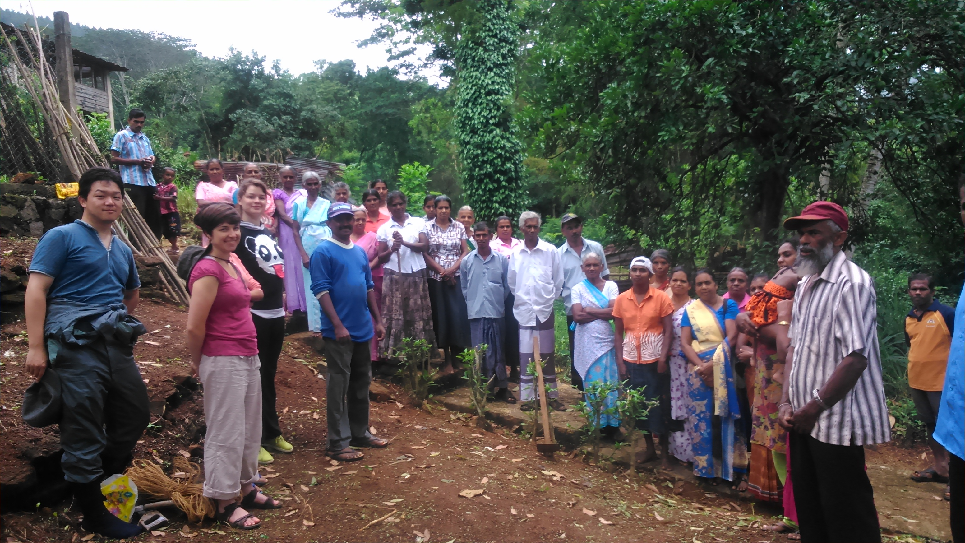 volunteer project: Dunn 03 photo 1
