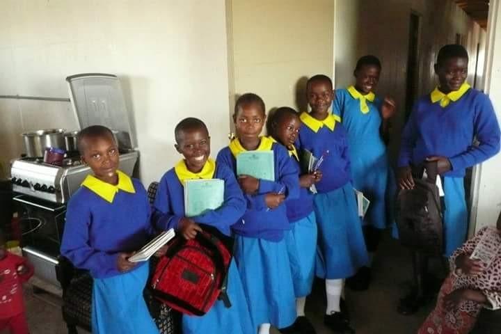 volunteer project: Good Samaritan Children's Centre photo 1