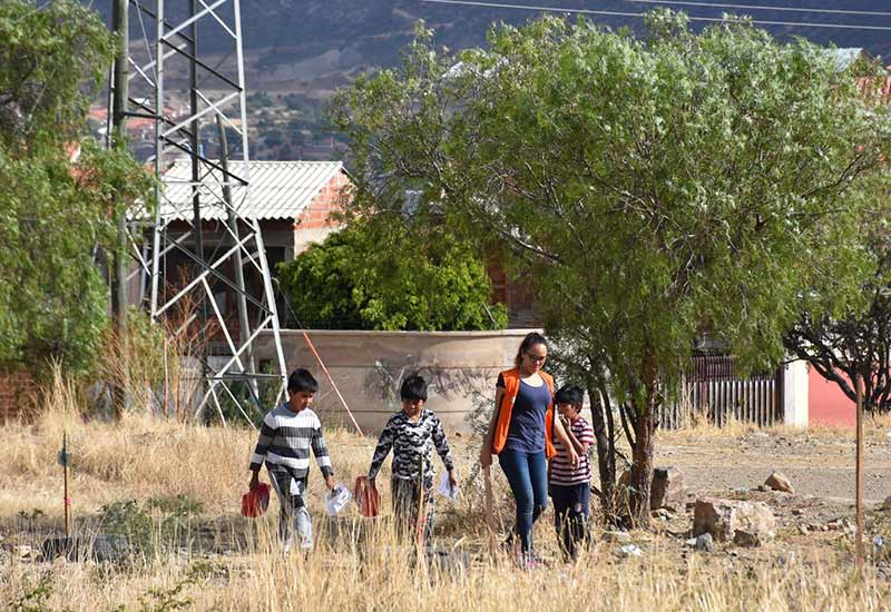 volunteer project: Make Cochabamba Green Again photo 4