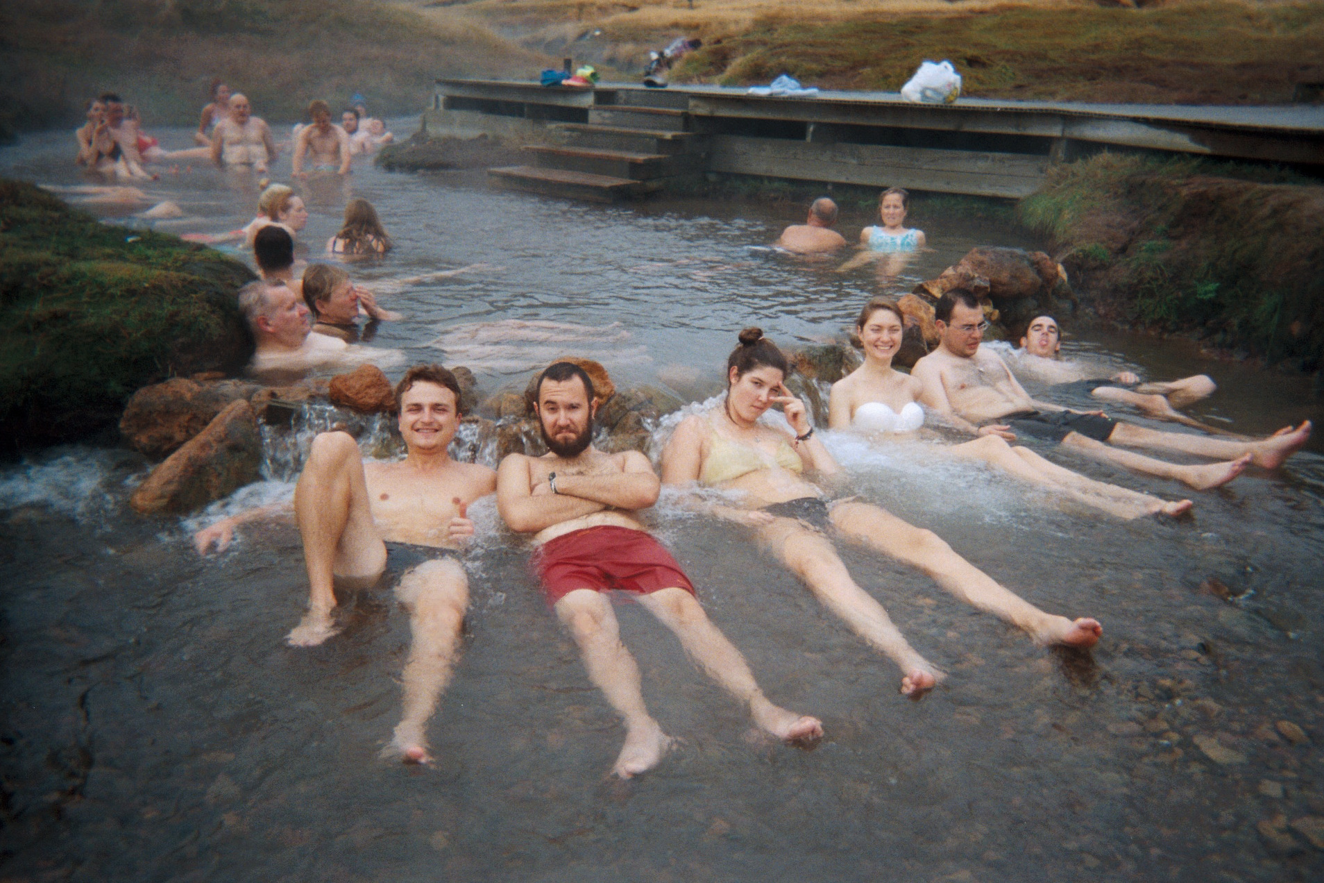volunteer project: The Hot Spring capital of Iceland photo 1