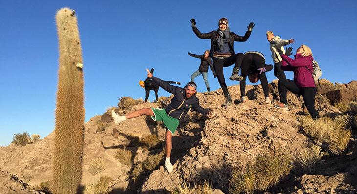 volunteer project: Make Cochabamba Green Again photo 8