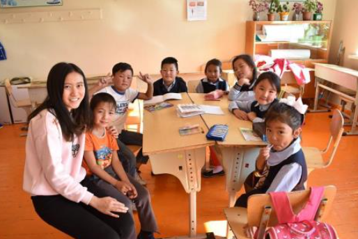 volunteer project: SCHOOL-2  (ULAANBAATAR) photo 2