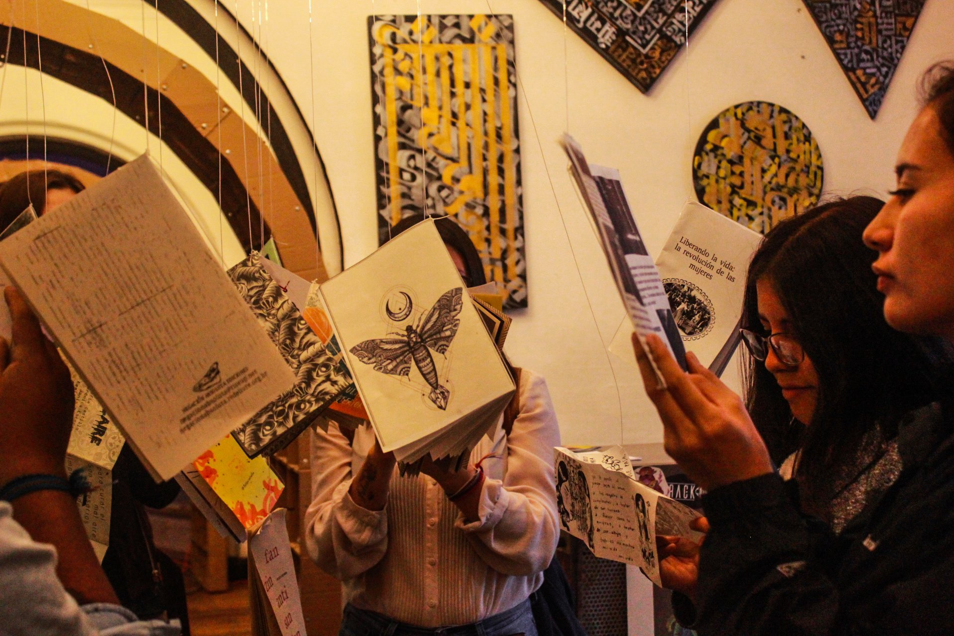 volunteer project: El Útero : centre des arts et de la culture à Quito photo 2