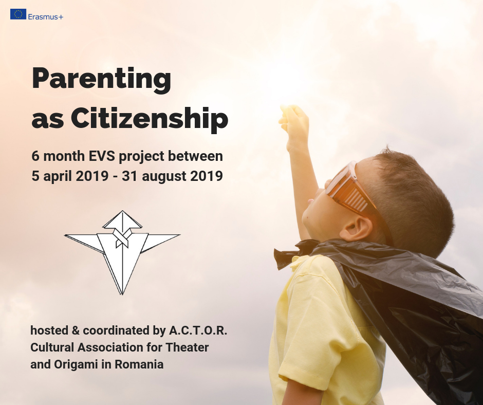 volunteer project: Parenting as Citizenship photo 1