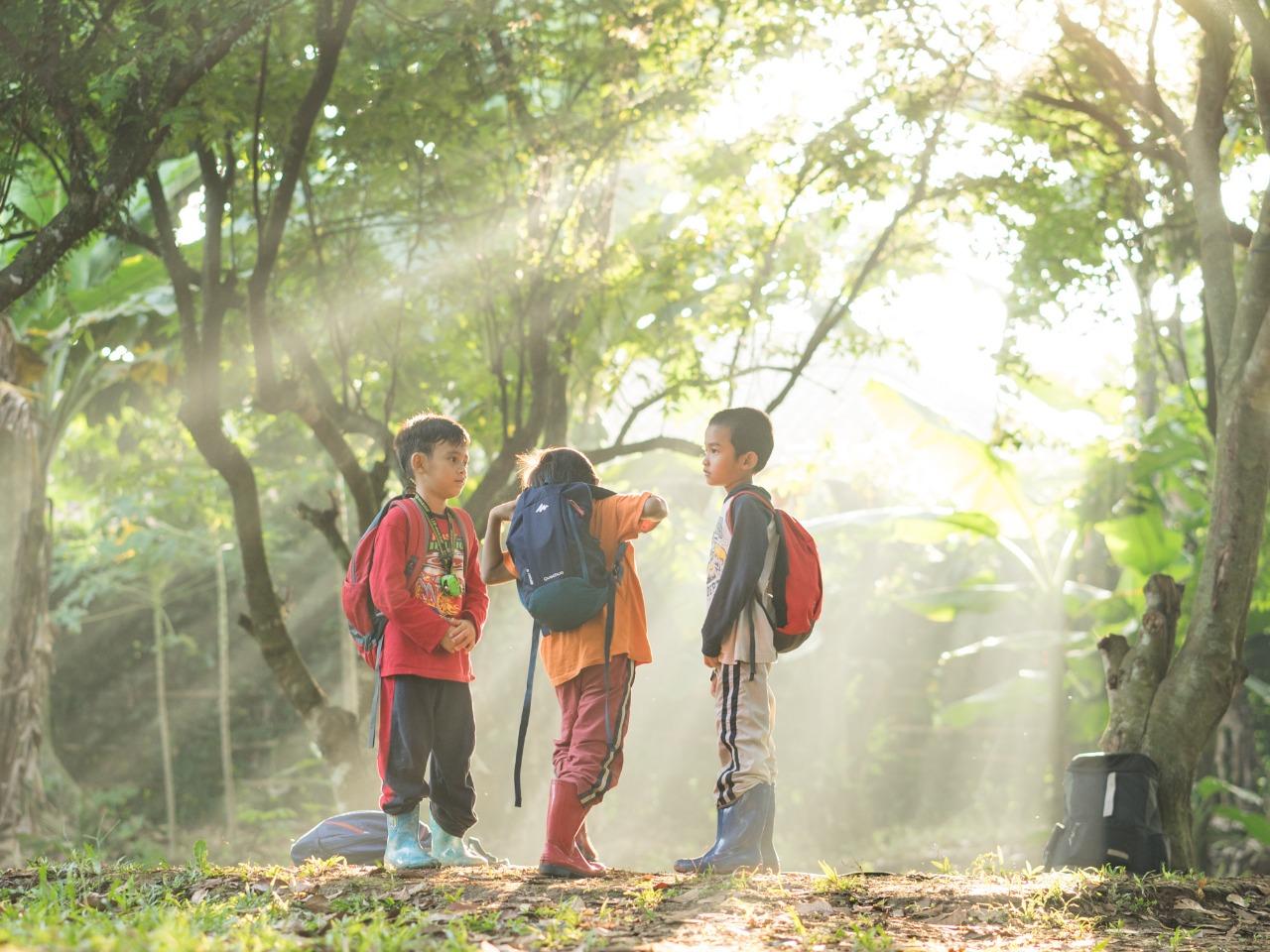 volunteer project: Indonesia School of Nature photo 2