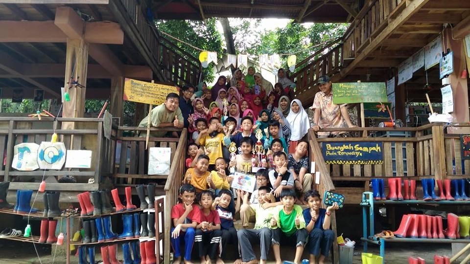 volunteer project: Indonesia School of Nature photo 3